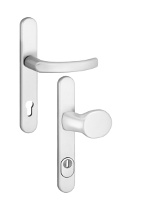 Single handle with a knob
