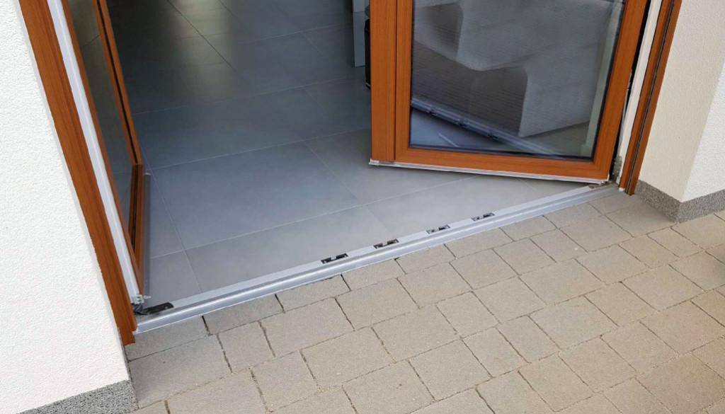 Drzwi Balkonowe Niskoprogowe Okno Balkonowe Oknoplus