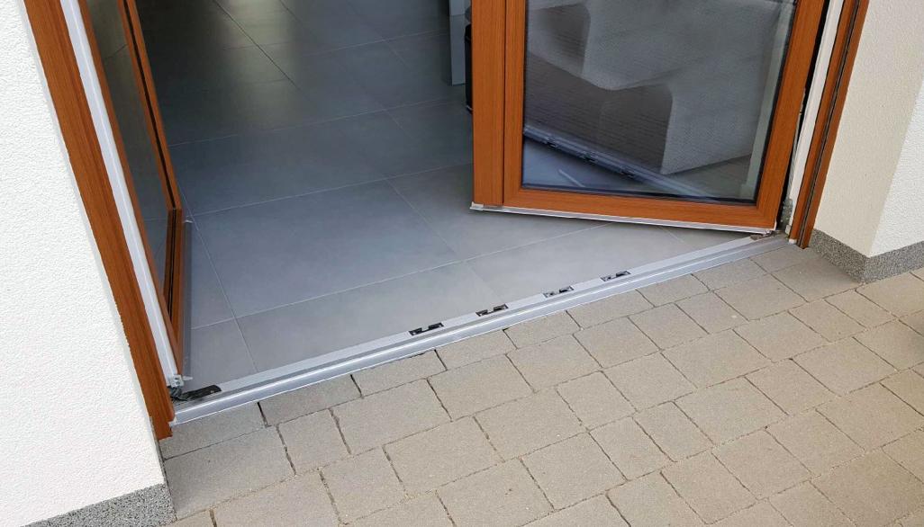 Drzwi Balkonowe Niskoprogowe Oknoplus