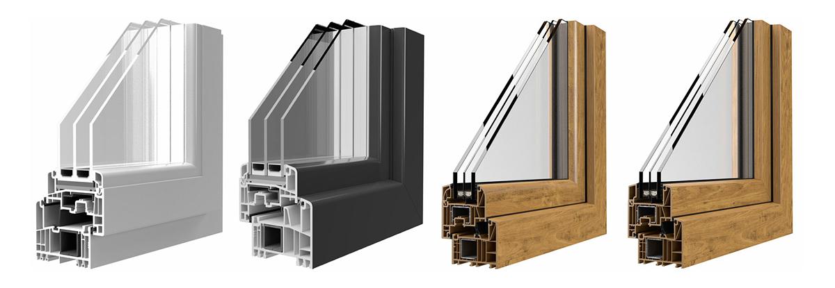 Budowa okna - OknoPlus