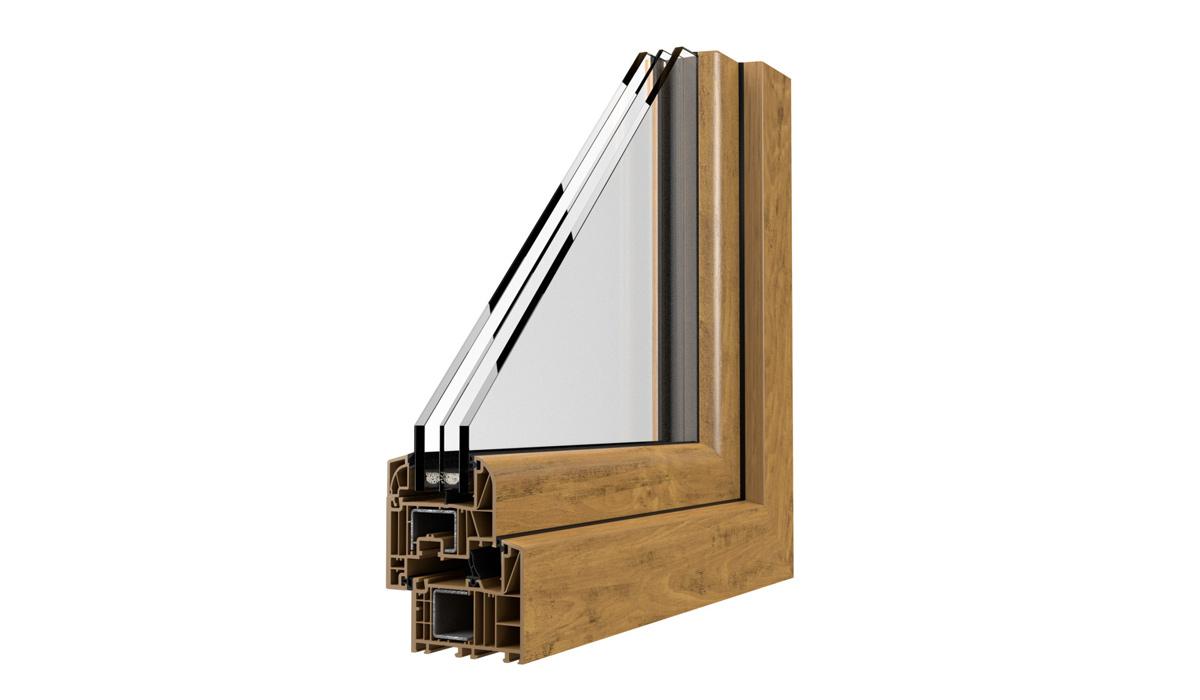 Okno pasywne - OknoPlus