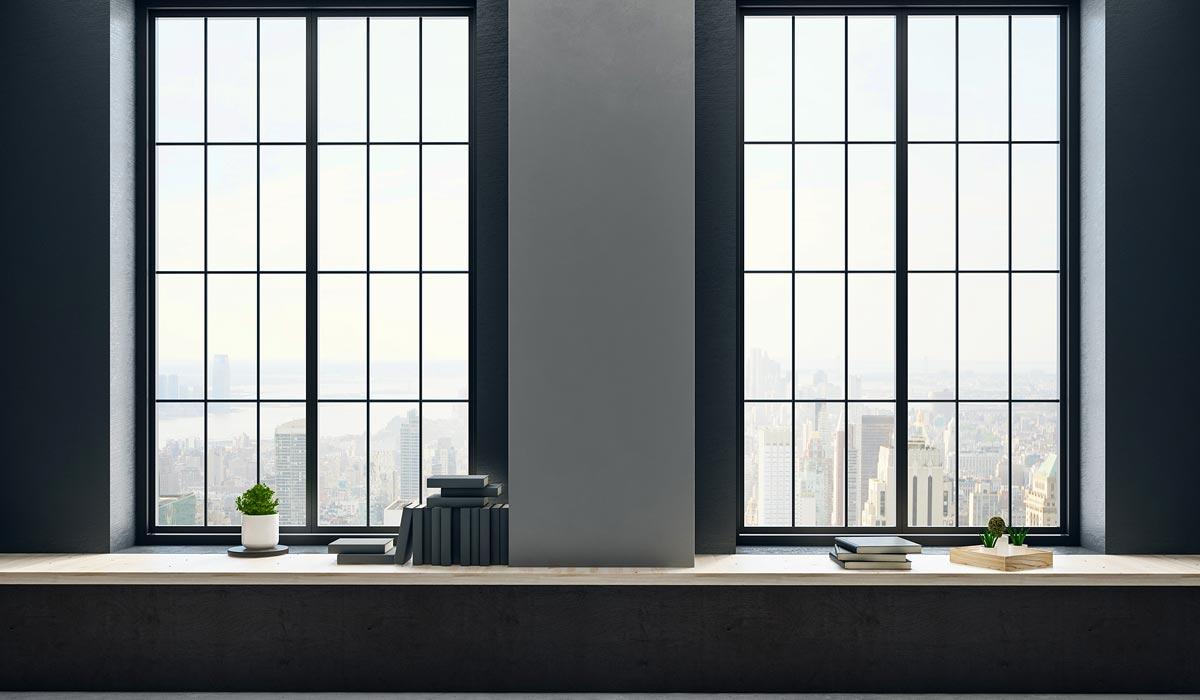 Szprosy w oknach - OknoPlus